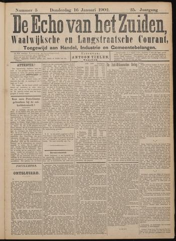 Echo van het Zuiden 1902-01-16