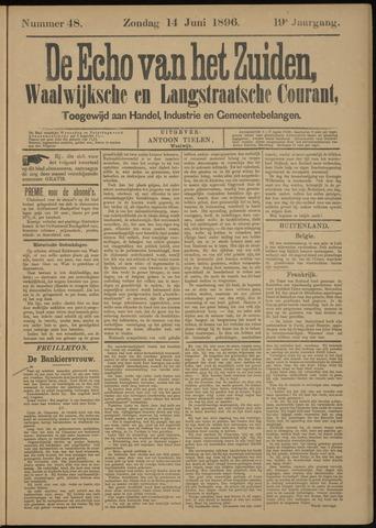 Echo van het Zuiden 1896-06-14