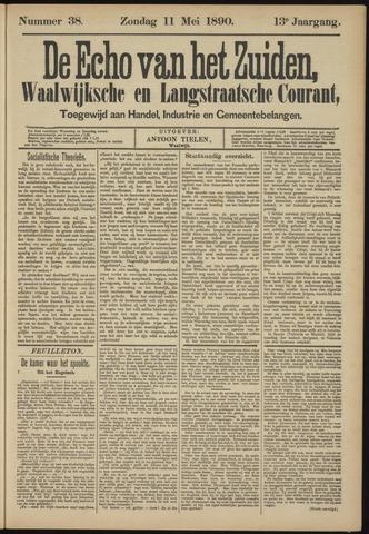 Echo van het Zuiden 1890-05-11