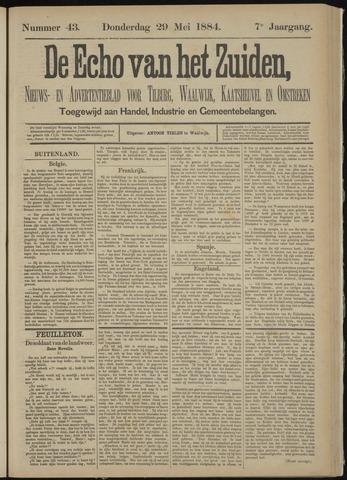 Echo van het Zuiden 1884-05-29