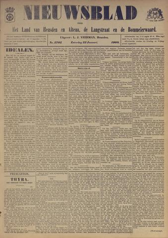 Nieuwsblad het land van Heusden en Altena de Langstraat en de Bommelerwaard 1908-01-25