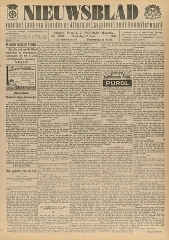Nieuwsblad het land van Heusden en Altena de Langstraat en de Bommelerwaard 1930-06-18