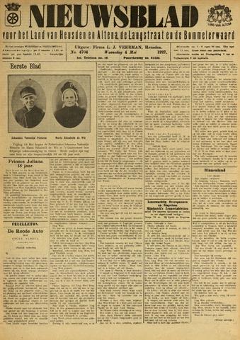 Nieuwsblad het land van Heusden en Altena de Langstraat en de Bommelerwaard 1927-05-04