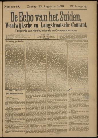 Echo van het Zuiden 1896-08-23