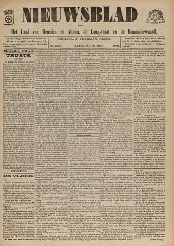 Nieuwsblad het land van Heusden en Altena de Langstraat en de Bommelerwaard 1902-10-25