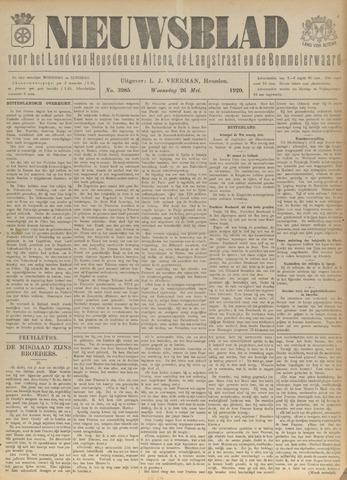 Nieuwsblad het land van Heusden en Altena de Langstraat en de Bommelerwaard 1920-05-26
