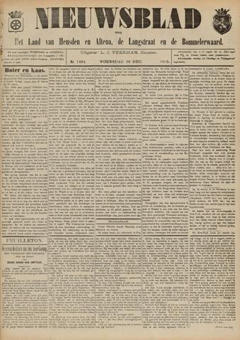 Nieuwsblad het land van Heusden en Altena de Langstraat en de Bommelerwaard 1895-12-18