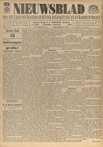 Nieuwsblad het land van Heusden en Altena de Langstraat en de Bommelerwaard 1923-12-05