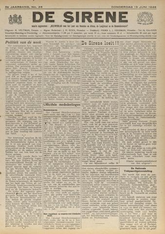 De Sirene 1946-06-13