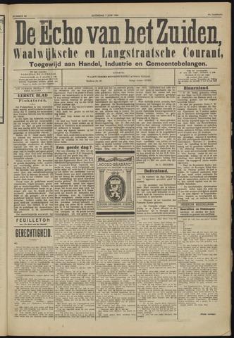 Echo van het Zuiden 1924-06-07