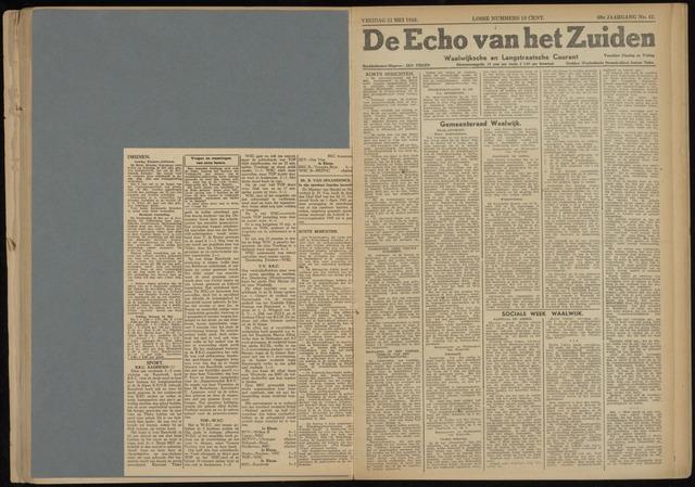 Echo van het Zuiden 1946-05-31