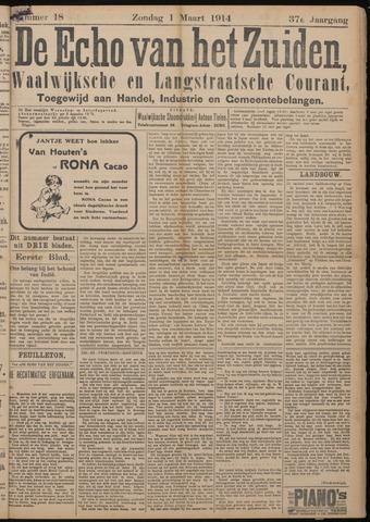 Echo van het Zuiden 1914-03-01