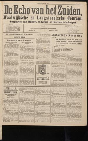 Echo van het Zuiden 1938-03-02