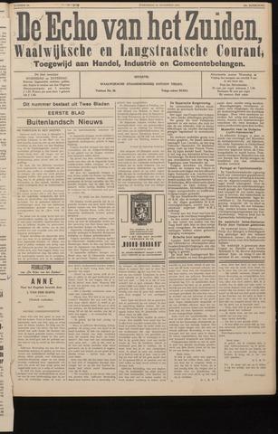 Echo van het Zuiden 1937-08-25