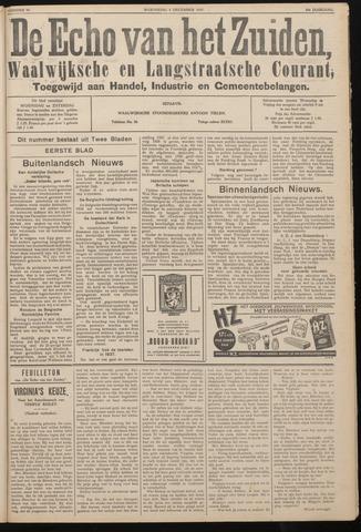 Echo van het Zuiden 1937-12-08