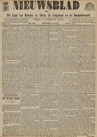 Nieuwsblad het land van Heusden en Altena de Langstraat en de Bommelerwaard 1902-01-25