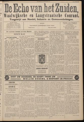 Echo van het Zuiden 1937-08-28