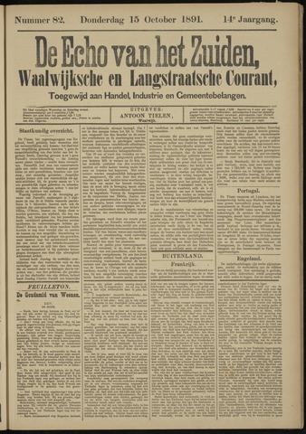 Echo van het Zuiden 1891-10-15