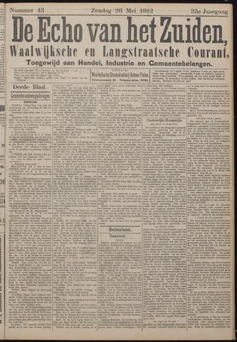 Echo van het Zuiden 1912-05-26