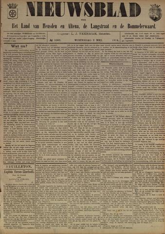 Nieuwsblad het land van Heusden en Altena de Langstraat en de Bommelerwaard 1894-05-02