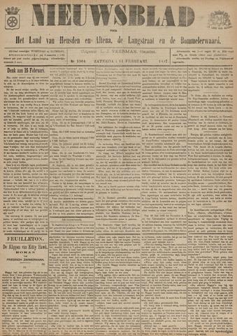 Nieuwsblad het land van Heusden en Altena de Langstraat en de Bommelerwaard 1897-02-13