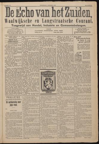 Echo van het Zuiden 1925-12-31