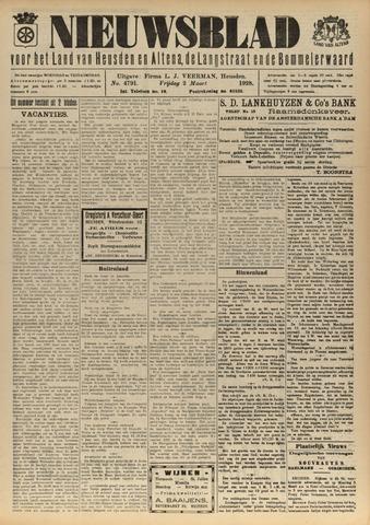 Nieuwsblad het land van Heusden en Altena de Langstraat en de Bommelerwaard 1928-03-02