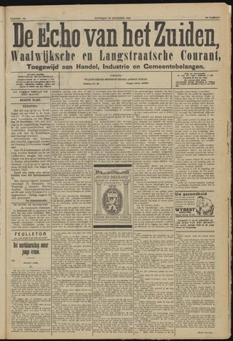 Echo van het Zuiden 1924-12-20