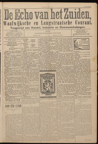 Echo van het Zuiden 1927-10-19