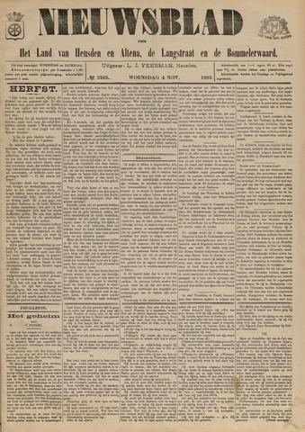 Nieuwsblad het land van Heusden en Altena de Langstraat en de Bommelerwaard 1903-11-04