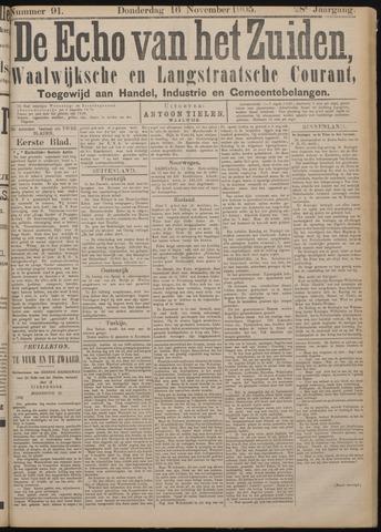 Echo van het Zuiden 1905-11-16