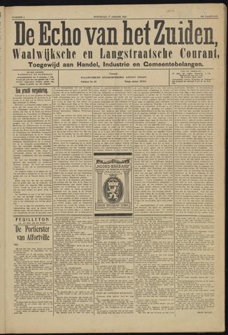 Echo van het Zuiden 1923-01-17