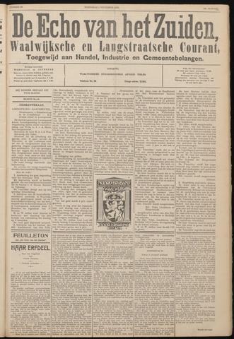 Echo van het Zuiden 1933-11-01