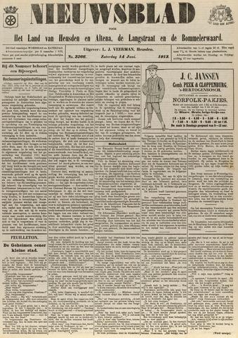 Nieuwsblad het land van Heusden en Altena de Langstraat en de Bommelerwaard 1913-06-14
