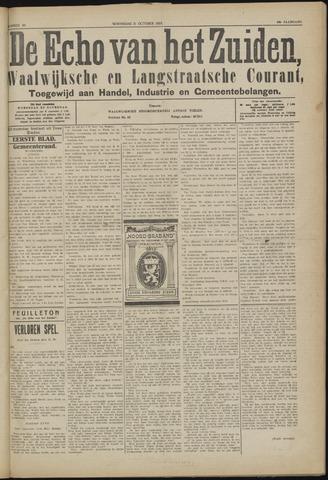Echo van het Zuiden 1923-10-31