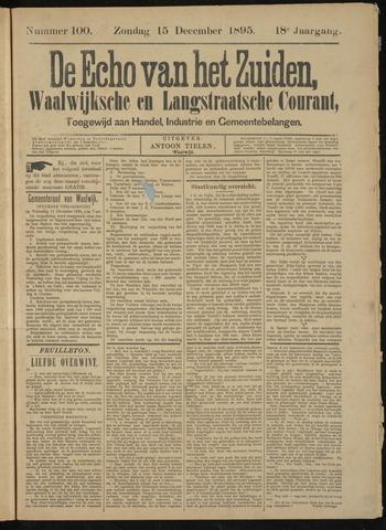 Echo van het Zuiden 1895-12-15