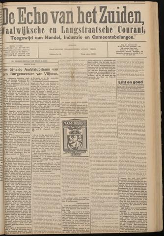 Echo van het Zuiden 1932-10-05