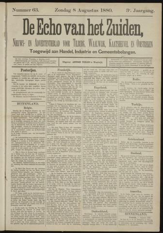 Echo van het Zuiden 1880-08-08