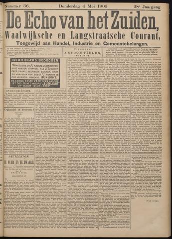 Echo van het Zuiden 1905-05-04