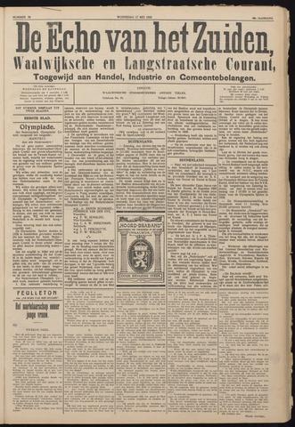 Echo van het Zuiden 1925-05-13