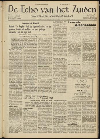 Echo van het Zuiden 1963-11-04