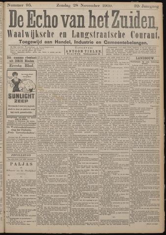 Echo van het Zuiden 1909-11-28
