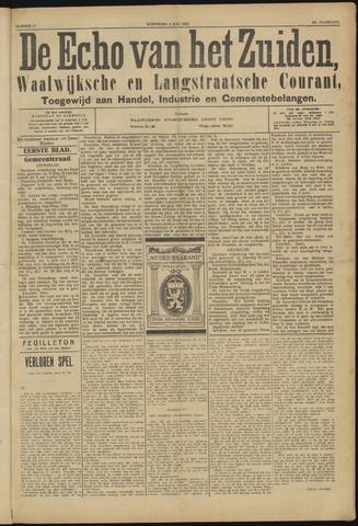 Echo van het Zuiden 1923-07-04