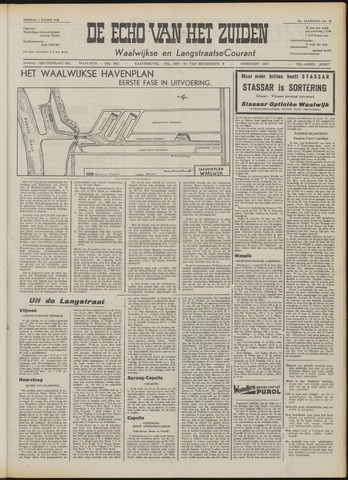 Echo van het Zuiden 1958-03-07