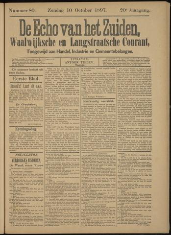 Echo van het Zuiden 1897-10-14