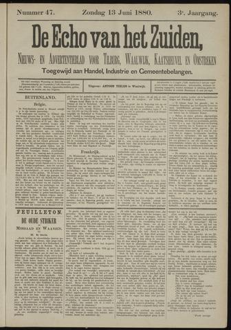 Echo van het Zuiden 1880-06-13