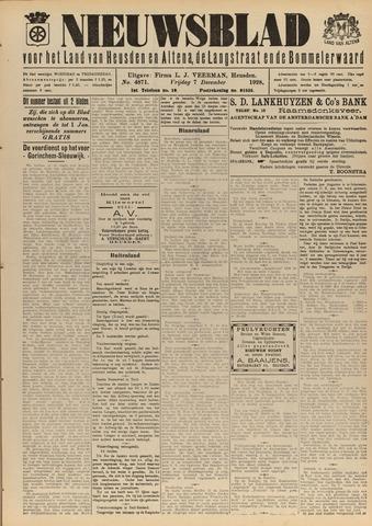 Nieuwsblad het land van Heusden en Altena de Langstraat en de Bommelerwaard 1928-12-07
