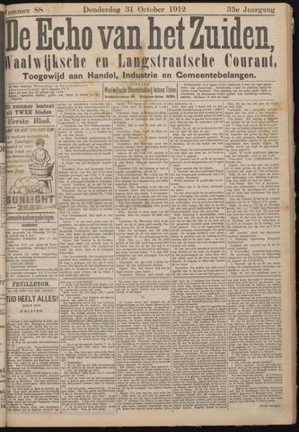 Echo van het Zuiden 1912-10-31
