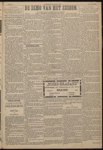 Echo van het Zuiden 1918-01-10