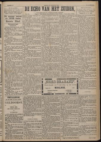 Echo van het Zuiden 1918-08-25